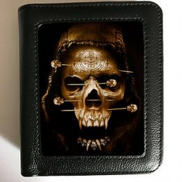 Death Fetish Wallet Alchemy England