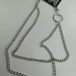 Biker Key Chain & Belt clip