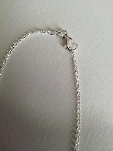 Sterling Silver 22 inch Chain