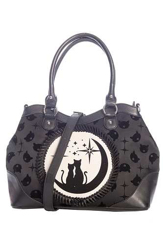 LUNAR SISTERS HANDBAG Banned Apparel