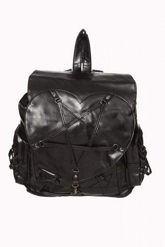 Pentagram Jamie Backpack Banned Apparel