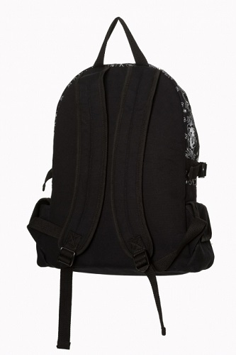 Skull-Collins-Backpack Banned Apparel
