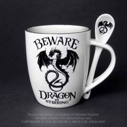 dragon-is-stirring-mug-and-spoon-set-ALMUG14 Alchemy England