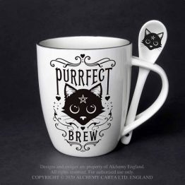 purrfect-brew-mug-and-spoon-set ALMUG20 Alchemy England