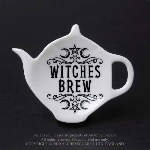 witches-brew-tea-spoon-holder-rest SR4 Alchemy England