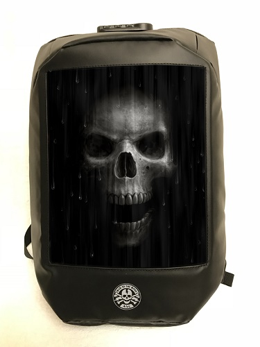 The Watcher Backpack-Anne Stokes