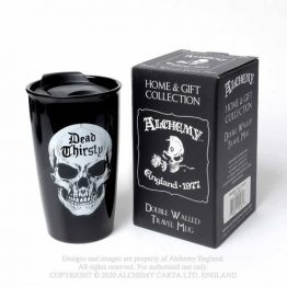 Dead Thirsty Double Walled Mug