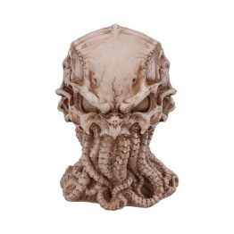 James Ryman Green Cthulhu Skull Figurine Ornament