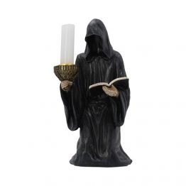 Final Sermon Reaper Candle Holder