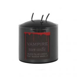 Vampire Tears Pillar Candle
