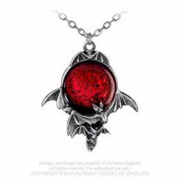 Blood Moon Pendant Alchemy England
