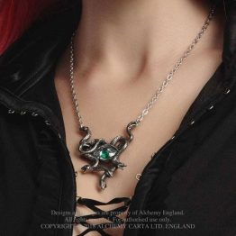 Gorgons-eye Pendant Alchemy England
