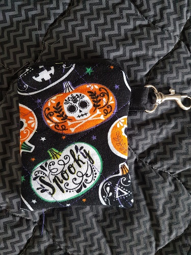 Pumpkin Coin Purse