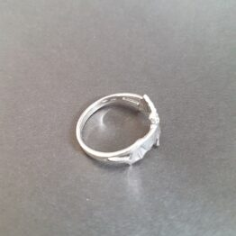 Bat Ring Sterling Silver