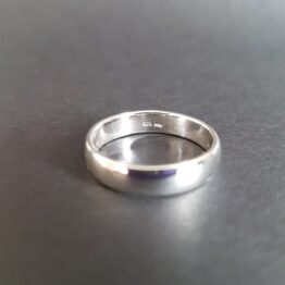 Witchy Band Ring Sterling Silver