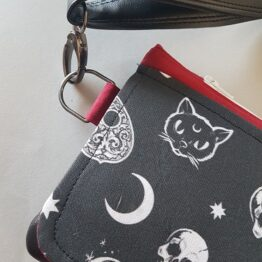 Occult Purse with Adjustable Strap